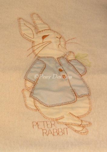 Le Chat Noir Boutique: Beatrix Potter PETER RABBIT Quiltex ... : peter rabbit baby quilt - Adamdwight.com