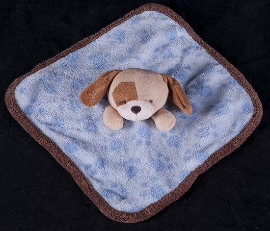 Le Chat Noir Boutique Koala Baby Puppy Dog Blue Paw