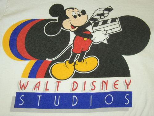 Le Chat Noir Boutique Disney Walt Studios Mickey Mouse Tshirt Sz Small