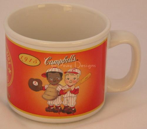 Le Chat Noir Boutique: Campbell Soup Co. 100 YEARS CELEBRATION Mug ...