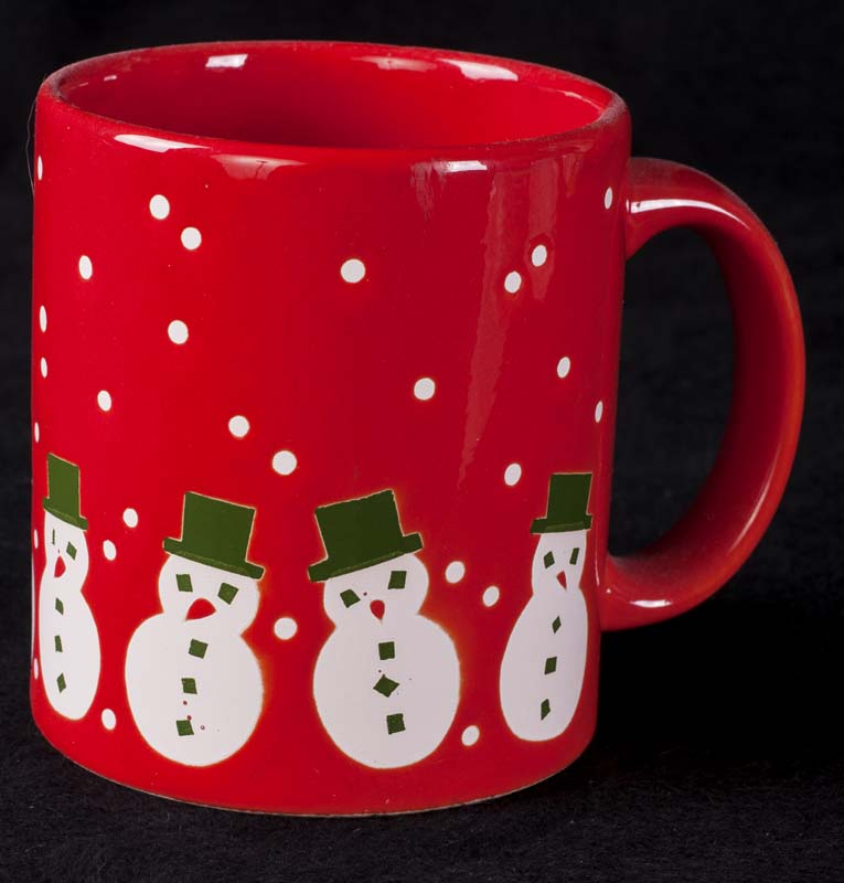 Christmas Coffee Mugs.Waechtersbach Snowman Christmas Coffee Mug Germany
