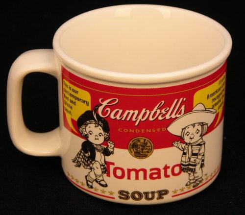 Le Chat Noir Boutique: Westwood CAMPBELL\'S TOMATO SOUP Coffee Soup ...