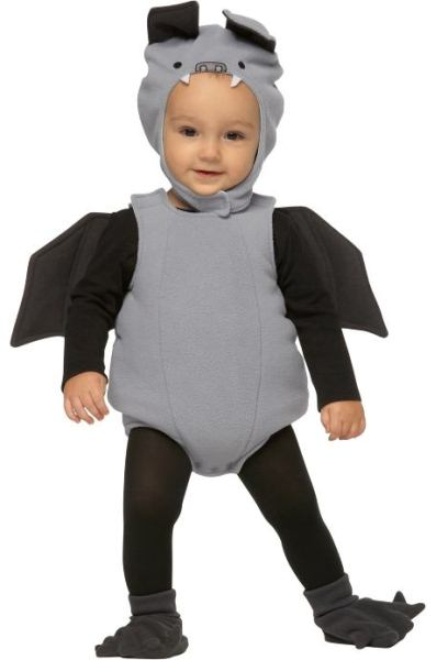 Shop Old Navy's Halloween-Graphic Bodysuit & Pants Set for Baby: Set includes graphic bodysuit and patterned leggings.,Bodysuit has rib-knit envelope neckline, long sleeves, snaps along inseam for easy dressing, and Halloween graphic at front (features moose with bat wings and flying bats).
