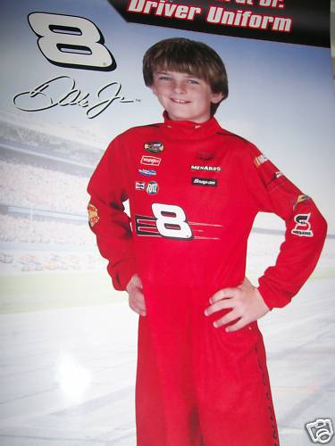 Dale Earnhardt Jr  sc 1 st  Le Chat Noir Boutique & Le Chat Noir Boutique: Dale Earnhardt Jr. Driver Uniform Costume ...