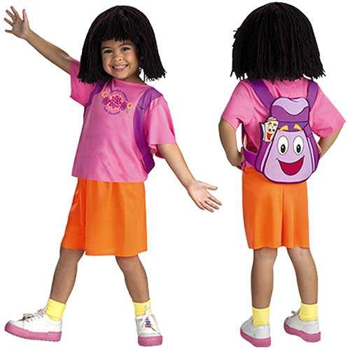 Dora The Explorer Halloween Costume For Adults Dora The Explorer Costume