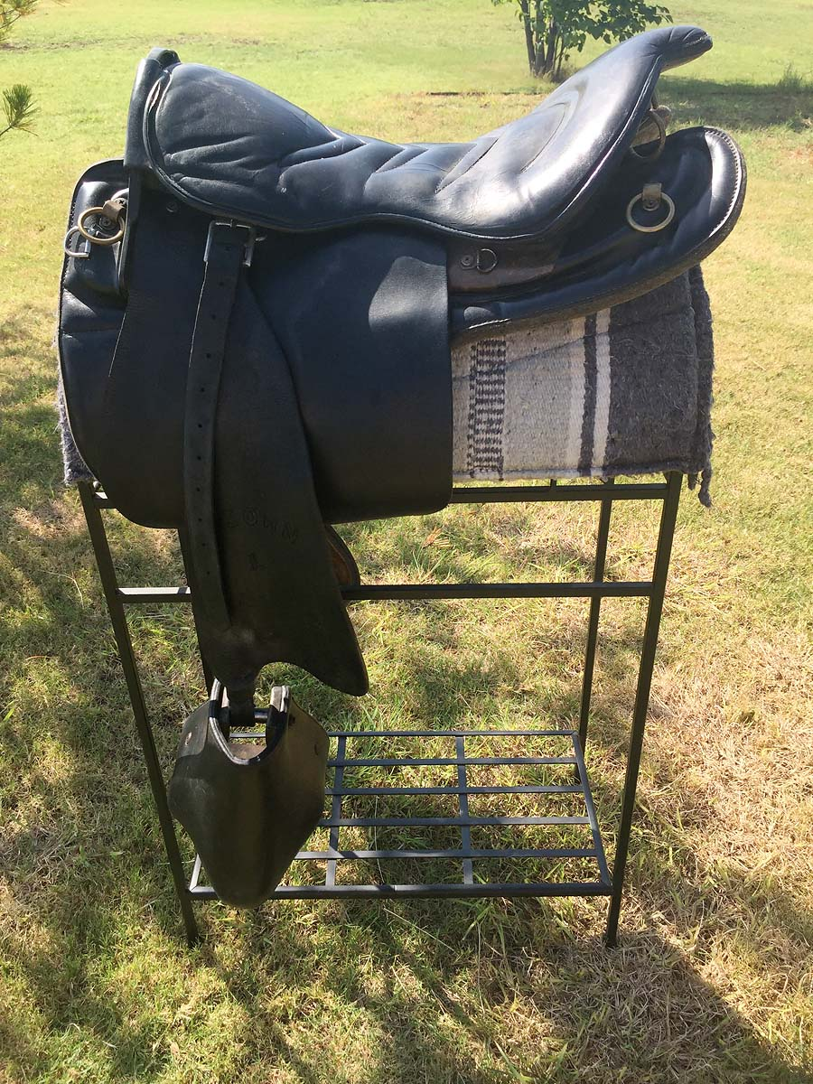 18 Quot Christie Trooper Saddle Gaited Horse Trail Endurance