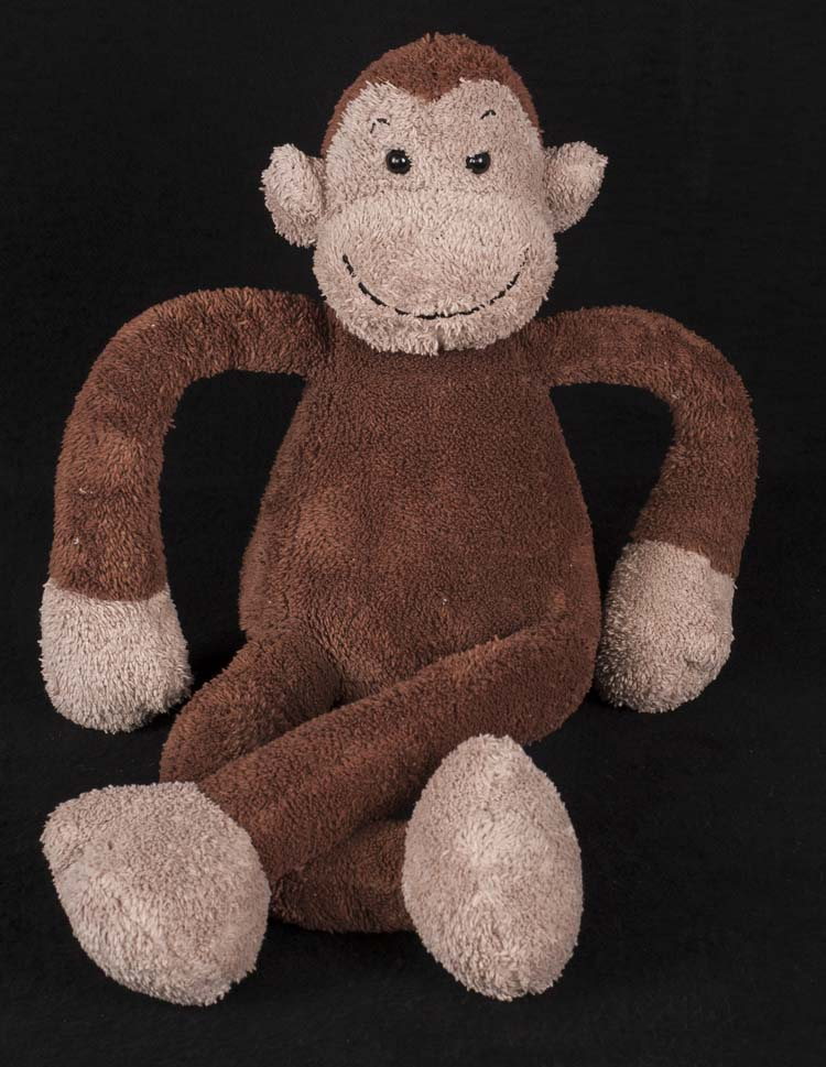 Le Chat Noir Boutique Pottery Barn Kids Monkey 20 Brown Plush