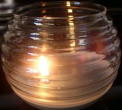 Find out how to refurbish those old candles here!