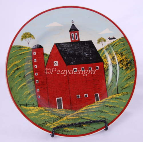 Warren Kimble Dinnerware
