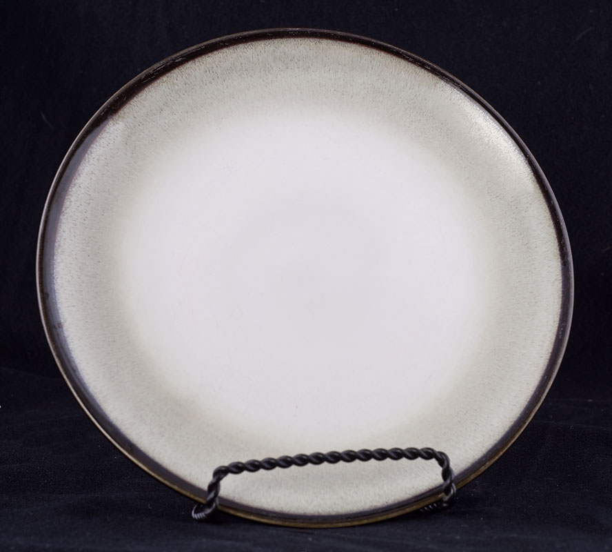 Le Chat Noir Boutique: Sango Nova Black #4932 Salad Plate Black ...