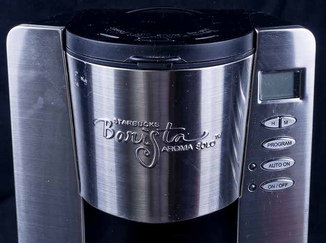 Coffee Maker Starbucks Uses : Starbucks Barista AROMA SOLO Thermal Coffee Maker eBay