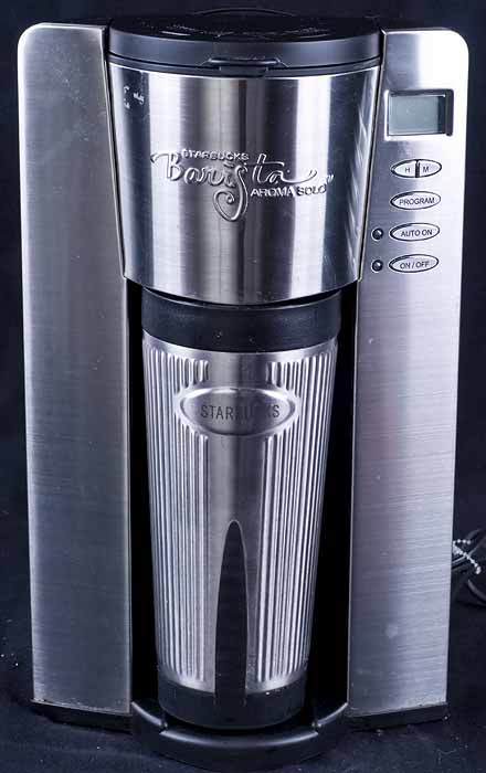 Starbucks Barista AROMA SOLO Thermal Coffee Maker eBay