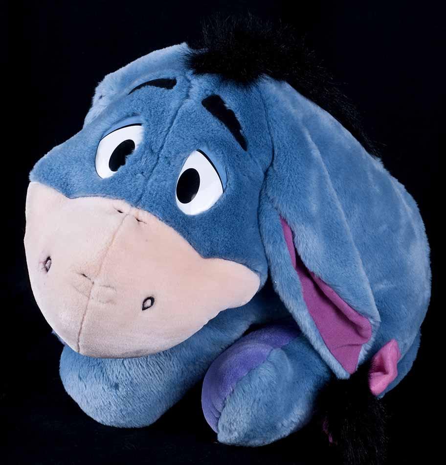 Le Chat Noir Boutique: Disney Fisher Price Eeyore I TALK Hug a Lot ...