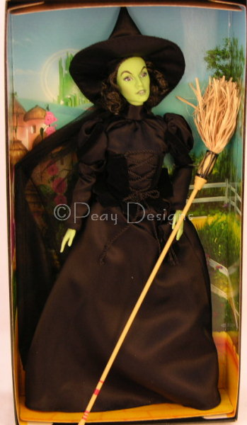 Le Chat Noir Boutique Mattel The Wizard Of Oz Wicked Witch Of The West Barbie Doll Barbie