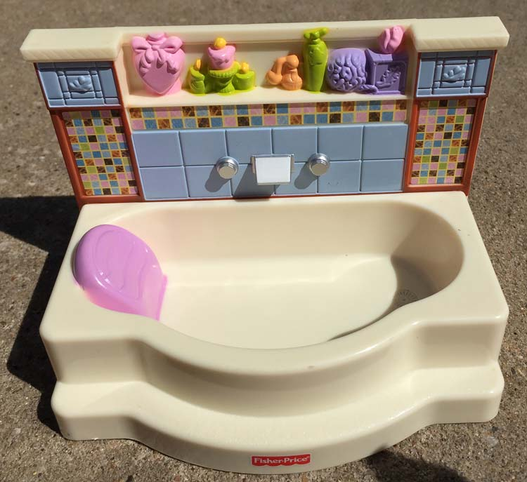 Le Chat Noir Boutique: Fisher Price Loving Family Dollhouse ...