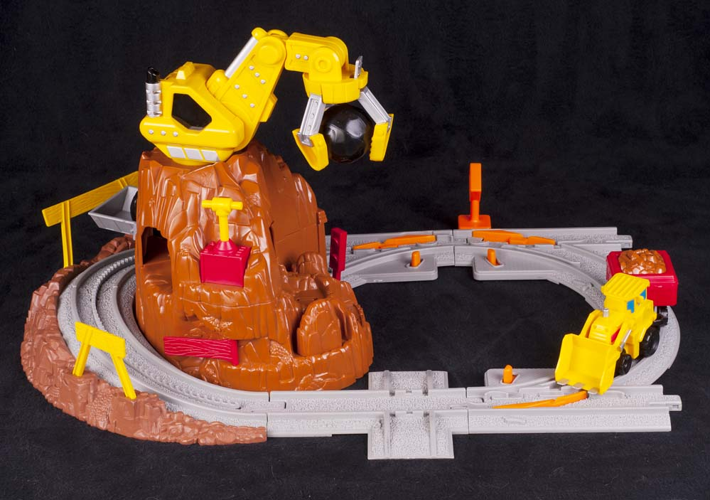 Le Chat Noir Boutique: Fisher Price GeoTrax Mountain Blast ...